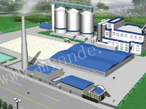 Other Starch Production Plant / Starch Extraction from Other Materials