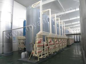 Syrup Manufacturing Plant / Syrup Engineering